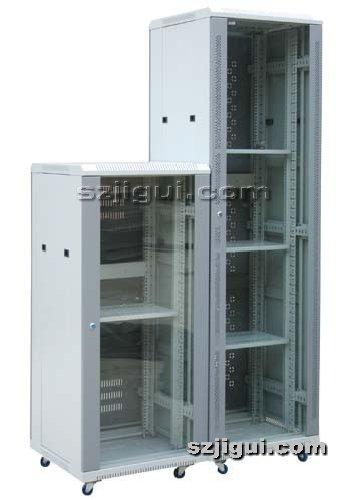 机柜网提供生产服务器机柜效果图厂家