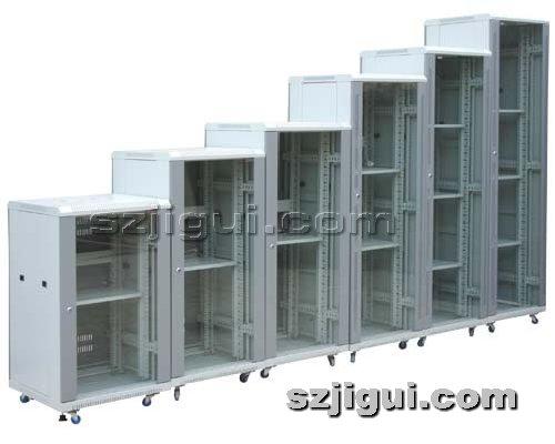 机柜网提供生产金盾机柜效果图厂家