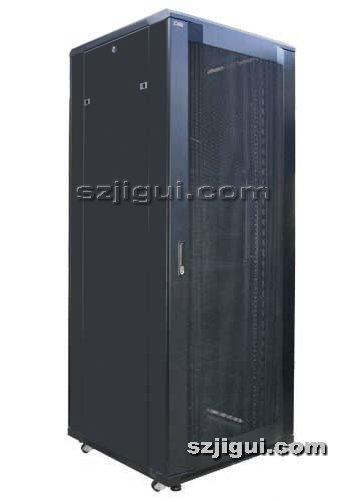 机柜网提供生产豪华形网络服务器机柜厂家