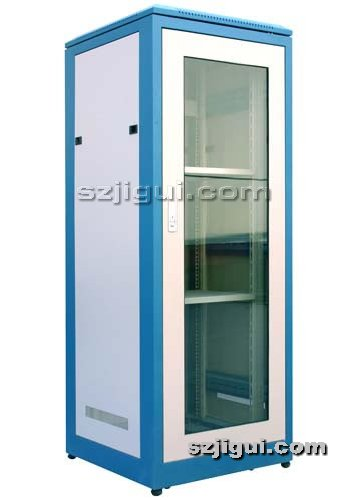 机柜网提供生产平板门网络机柜
