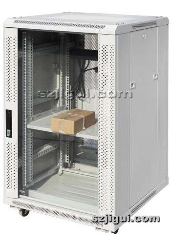 机柜网提供生产玻璃门网络机柜