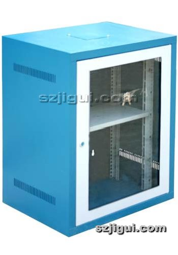 机柜网提供生产6U挂墙机柜厂家