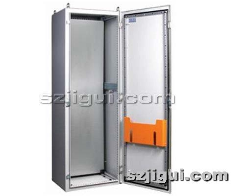机柜网提供生产仿威图九折型材机柜厂家